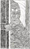 """Inspired by """"The Lurkers"""" drawn by Schuylkill County Artist Bill Fisher"""