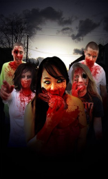 """Cover Art for """"13 Nasty Endings"""" by Alecia Nye"""