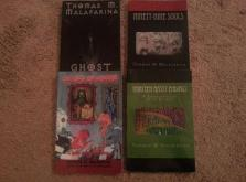 Signed and Donated Books - Including two first editions