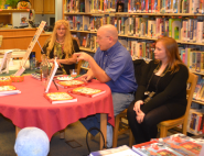 Author Polly Kahl, Author David Reimer, and Writer, Editor Christina Steffey