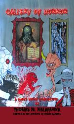 """Gallery Of Horror"" by  Nunzio Barbera"